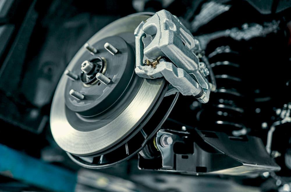 Vehicle brake repair
